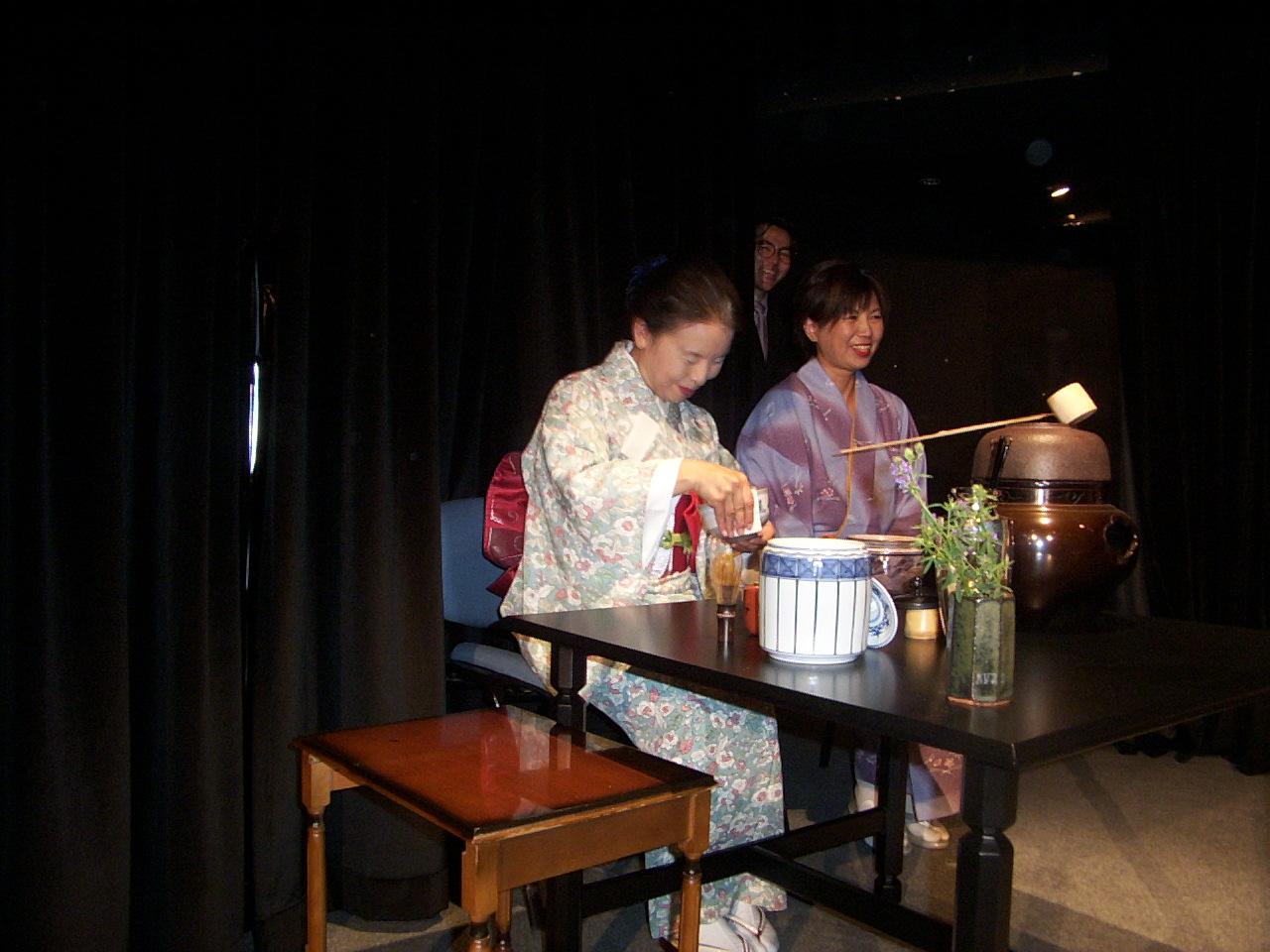 Origami & İkebana & Geleneksel Çay gösterisi