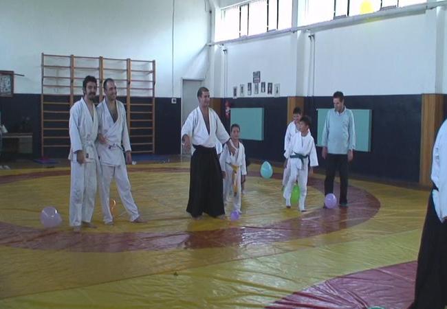 2007-2008 Aikido Şenliği yapıldı.