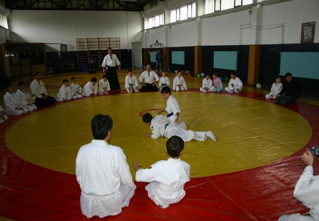 Geneleksel Aikido Şenliği Aralık ayında Yapıldı