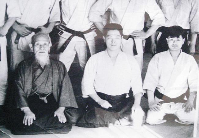 Aikido Ustalarından Hideaki Suezawa 8.Dan Kasım Ayında Bursa'daydı.