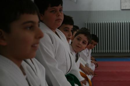 Judo Semineri Başariyla Bitti