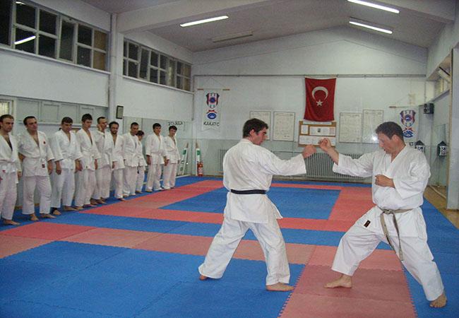 Karate semineri