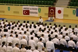 N.Tamura Türkiyedeydi