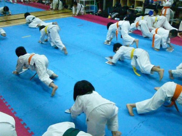 2012 Japonyada Bir Dojo