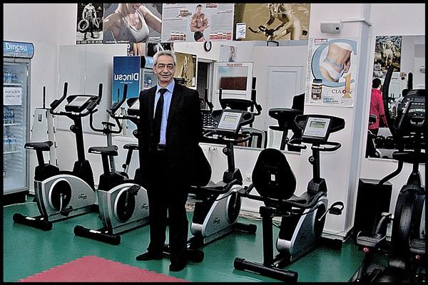 Cemil Candan Spor Salonu Hizmete başladı