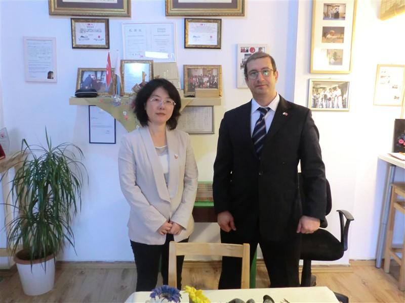2015 Uluyama Kültür elçisi Bursa'daydı