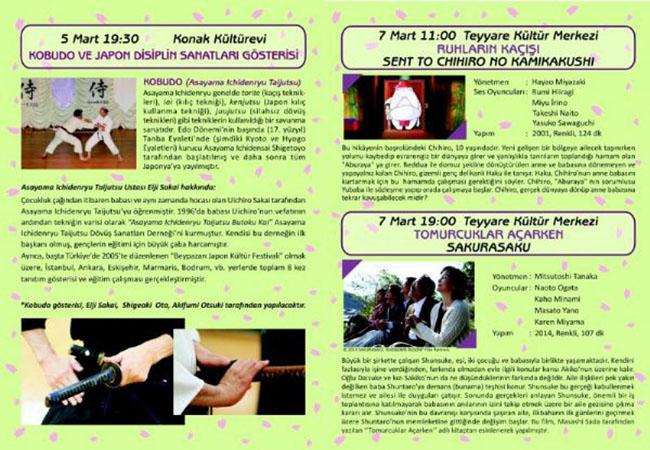 2015 Bursa Japon Kültür Haftası