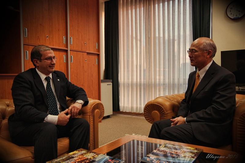 İstanbul Japonya Başkonsolosluğu ziyareti