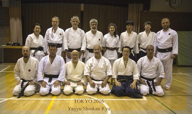 Aikido Ders Programı