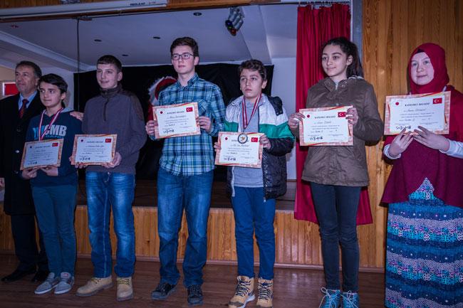 3.Origami Yarışması