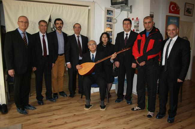 Türk Kültürünü Tanıttık