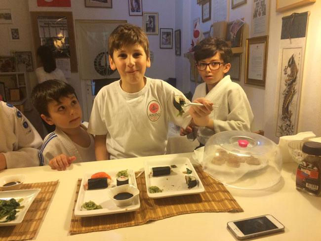 Sushi Yedik