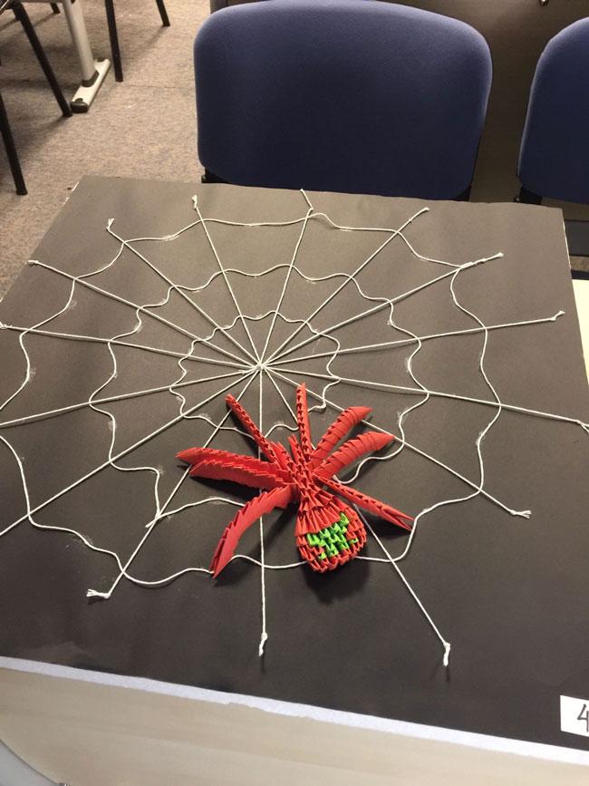 Origami ( geleneksel kağıt katlama sanatı)