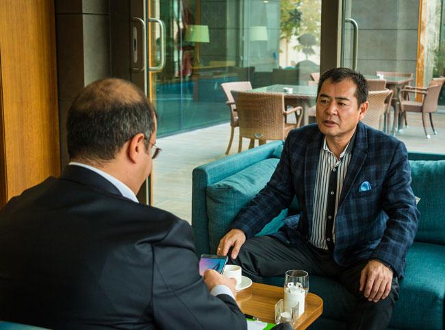 Yoshinori Moriwaki ile röportaj yaptık
