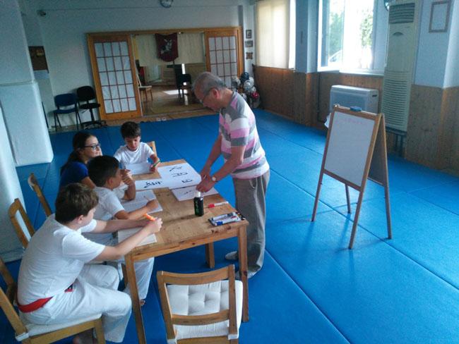 Japonca Workshop