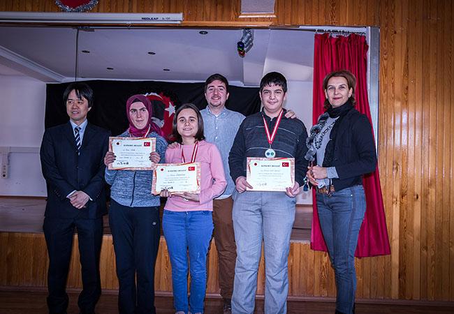Bursa Türk Japon Dostluk Haftası 2017