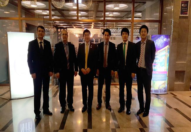 Japonya Büyükelçisi Bursayı ziyaret etti
