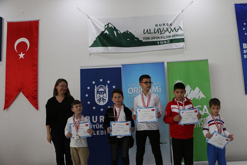 6. Origami Yarışması