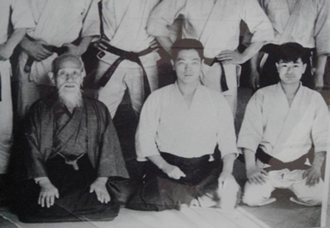 Aikido da Ustalaşma